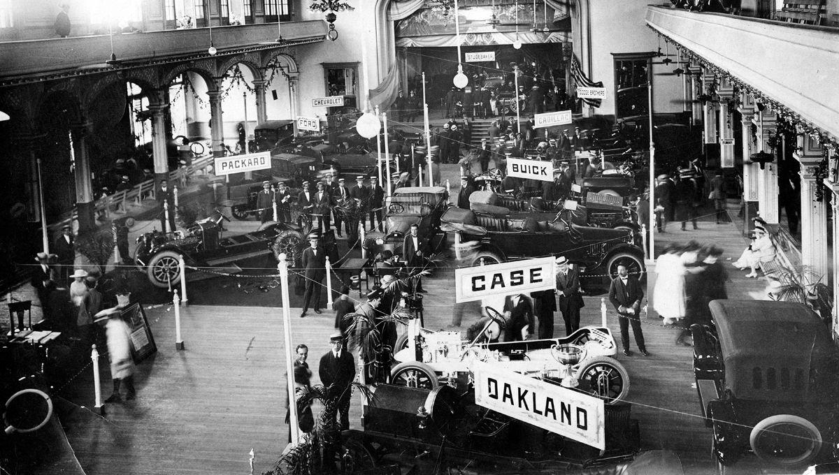 Salon 1918 slider