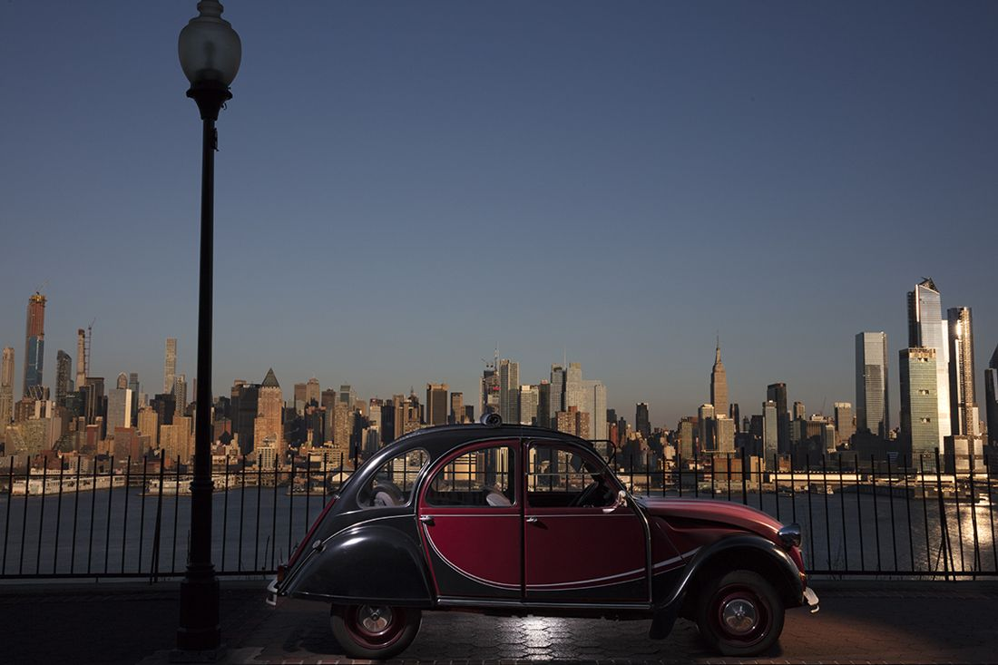 THE WORLD INSPIRED BY CITROEN_NEWYORK_Formento Formento
