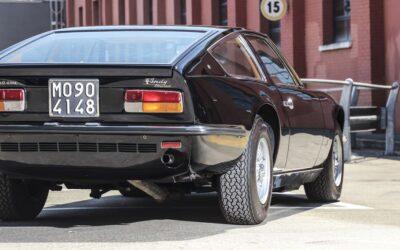 50º aniversario de la entrega de la primera Maserati Indy