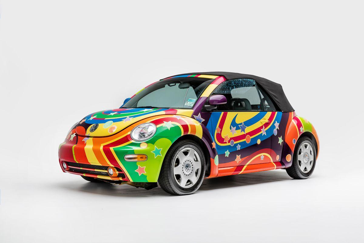 1998 Volkswagen Beetle Shagmobile