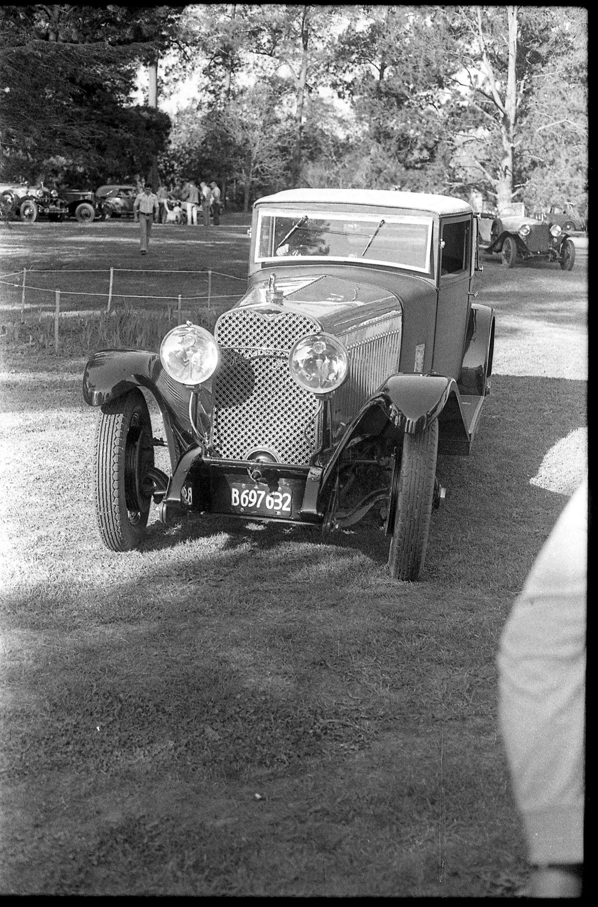 Hilding Ohlsson seguía recibiendo premios. En este caso en la categoría Vintage por su fantástico Hispano Suiza Boulogne