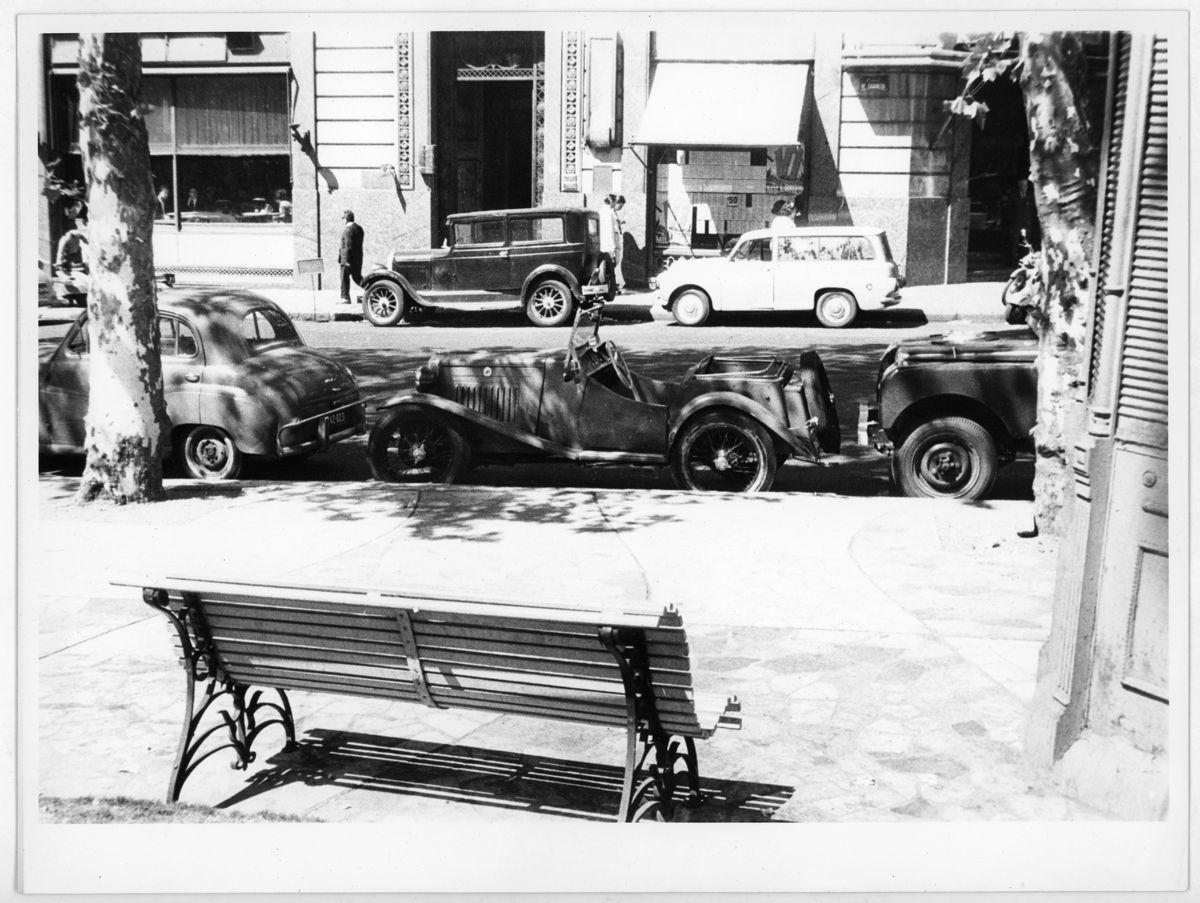 Austin, MG y Land Rover_Uruguay