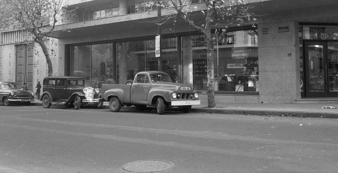 Reportaje a Montevideo