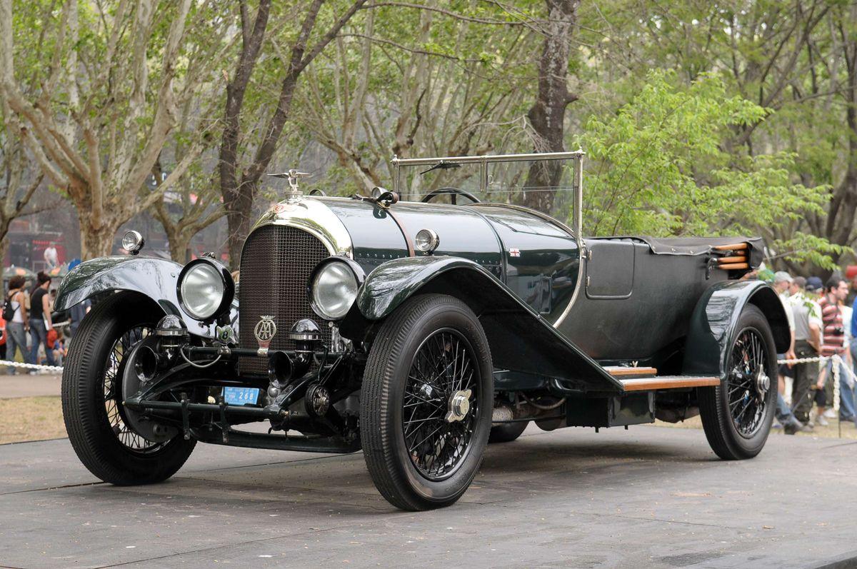 Bentley 3000 de 1927