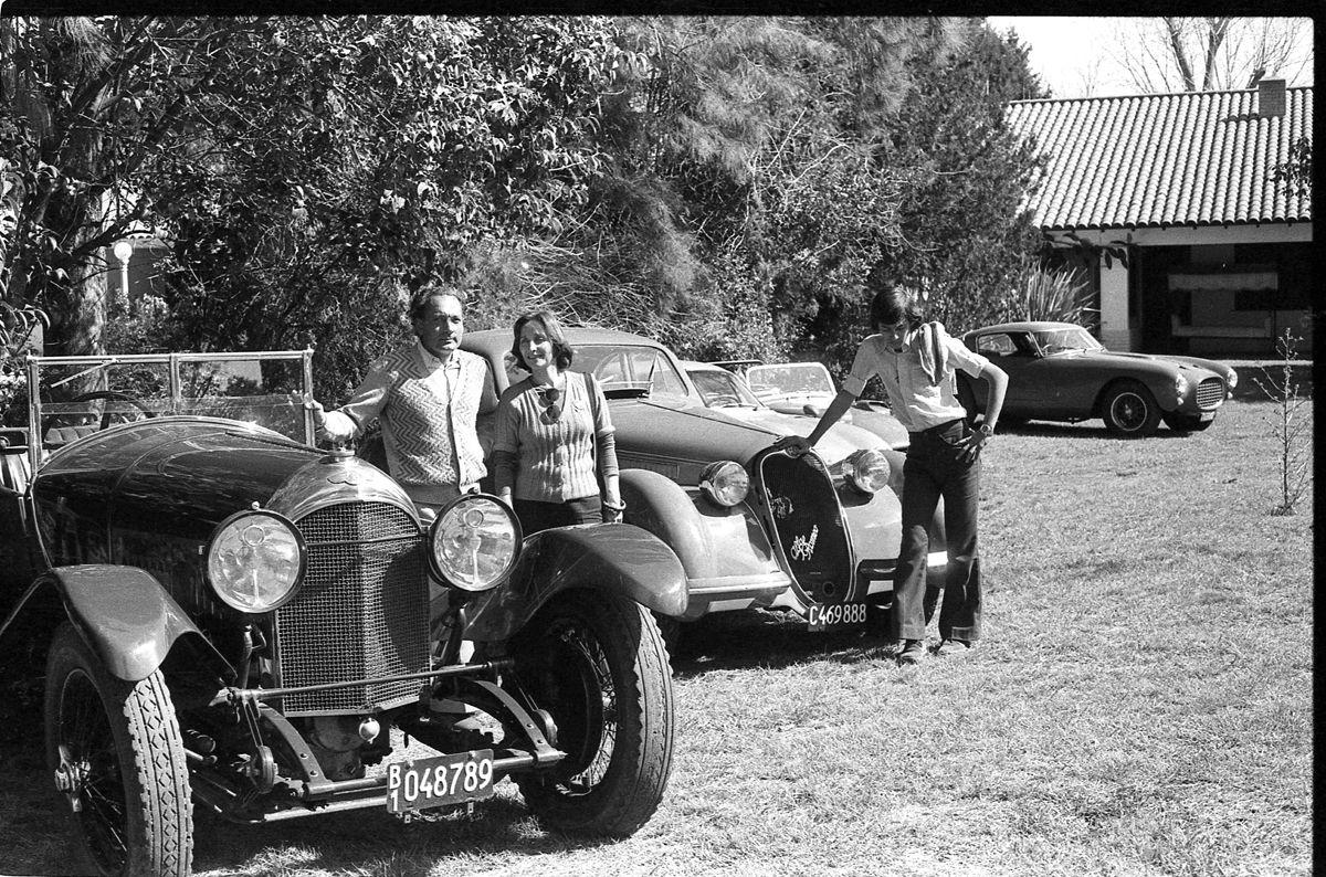 Bentley, Alfa Romeo