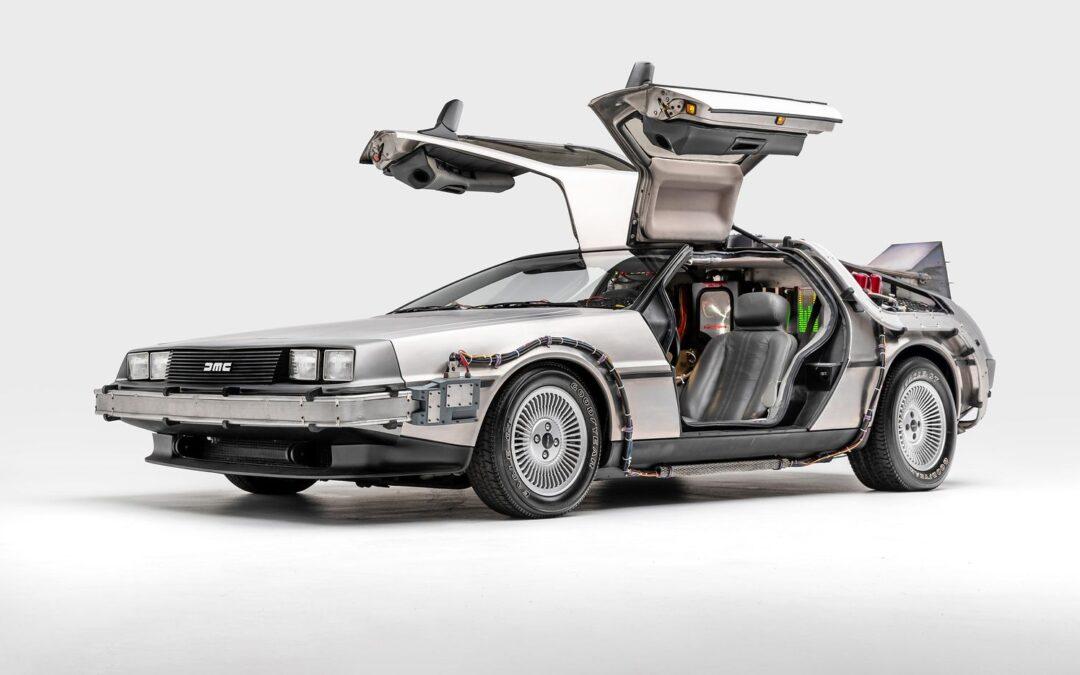 Autos de película y hot rods invaden la Monterey Car Week