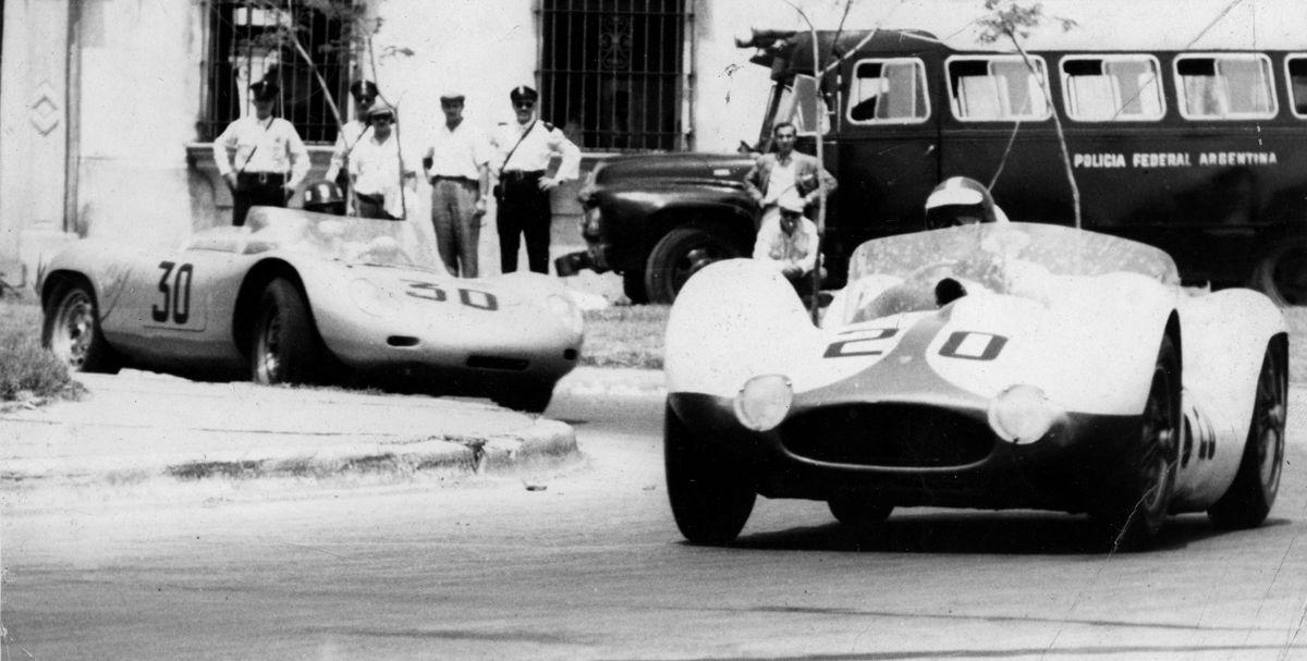 Maserati Birdcage y Porsche_1000 KM Bs As_slider