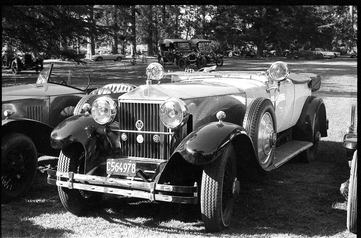 Rolls-Royce con Grebel
