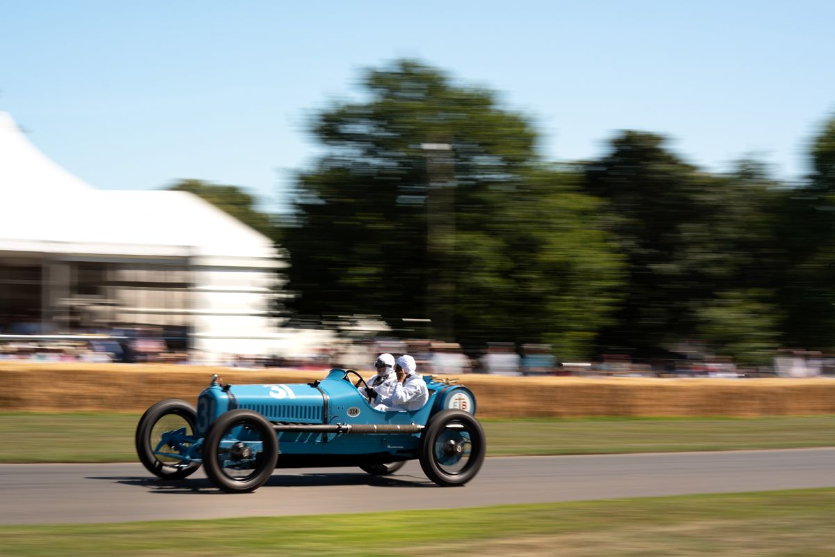 2019 Goodwood Festival of Speed 4th - 7th June 2019 Goodwood Festival of Speed Goodwood, England. Photo: Nick Dungan