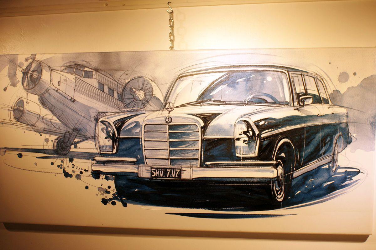 Junkers y Mercedes