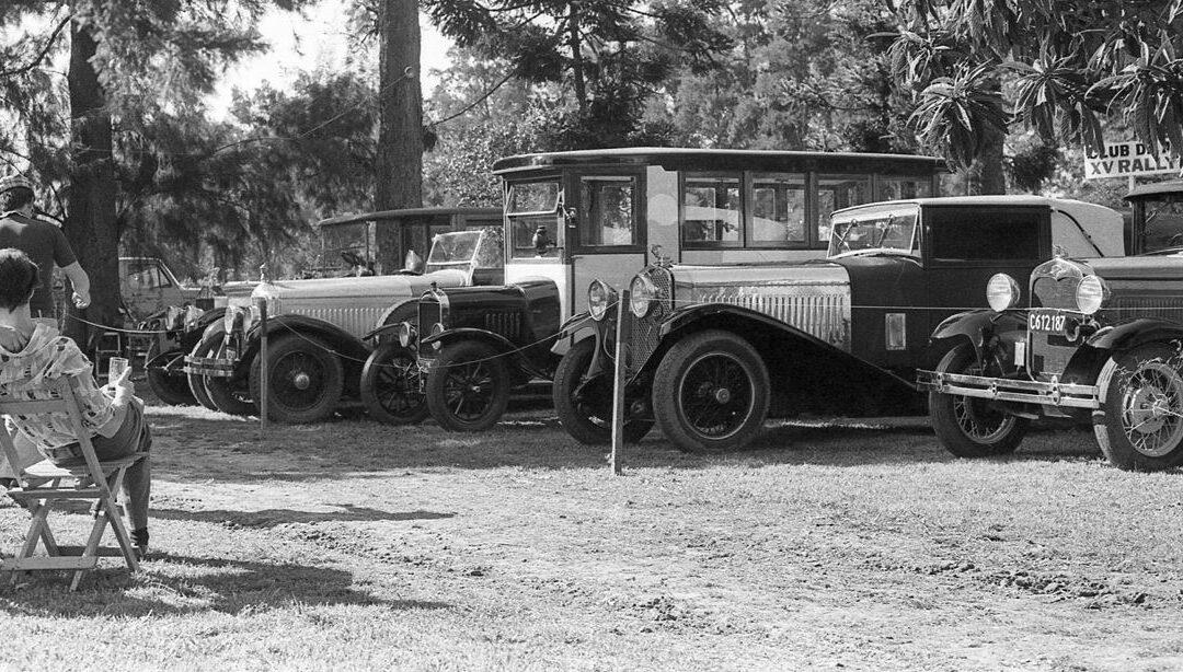 Rallye de Primavera 1975: reencuentro del CAS