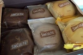 Alfajor sin culpa slider