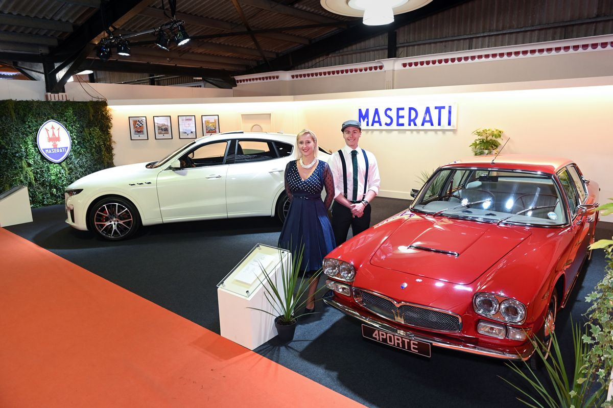 Maserati at Goodwood Revival - Earl's Court Motor Show_2