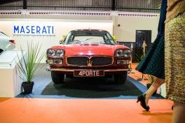 Maserati at Goodwood Revival - Earl's Court Motor Show_3