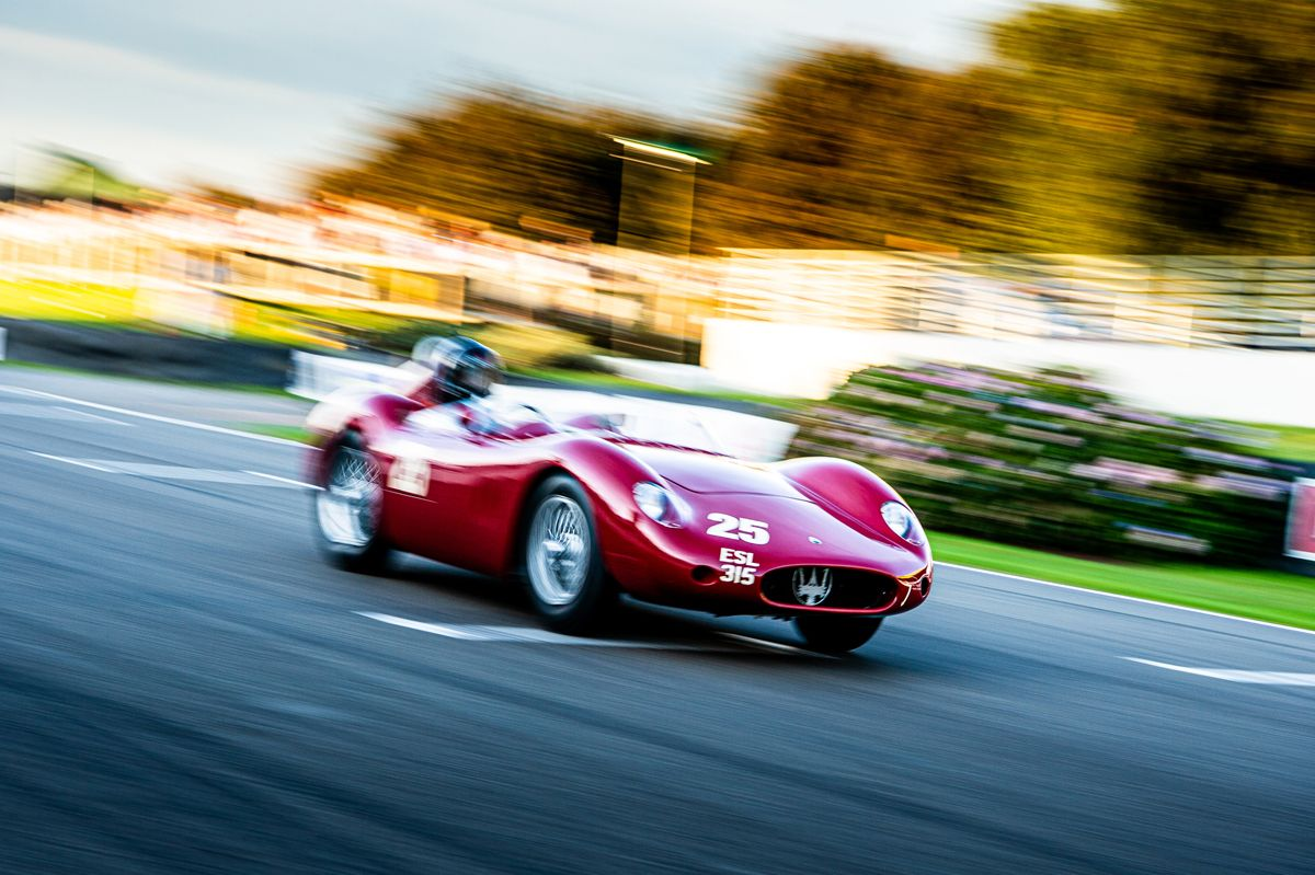 Maserati at Goodwood Revival - Freddie March Memorial Trophy_2