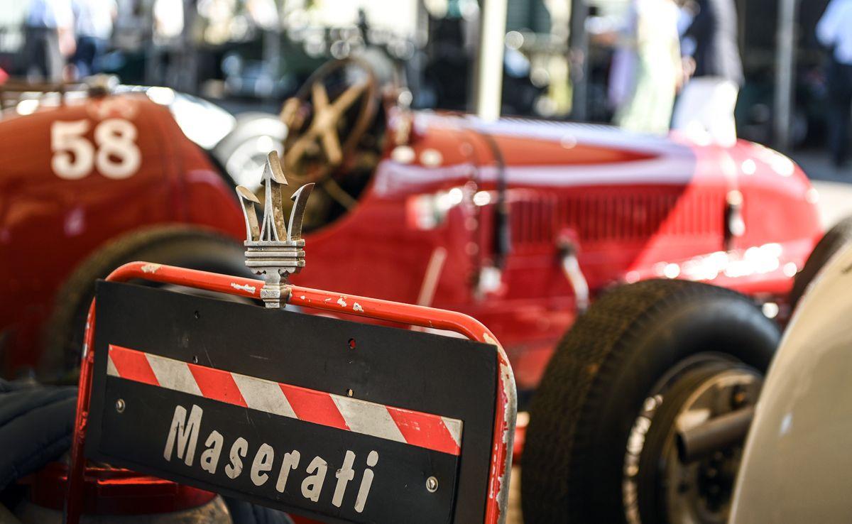 Maserati at Goodwood Revival - Paddocks_1