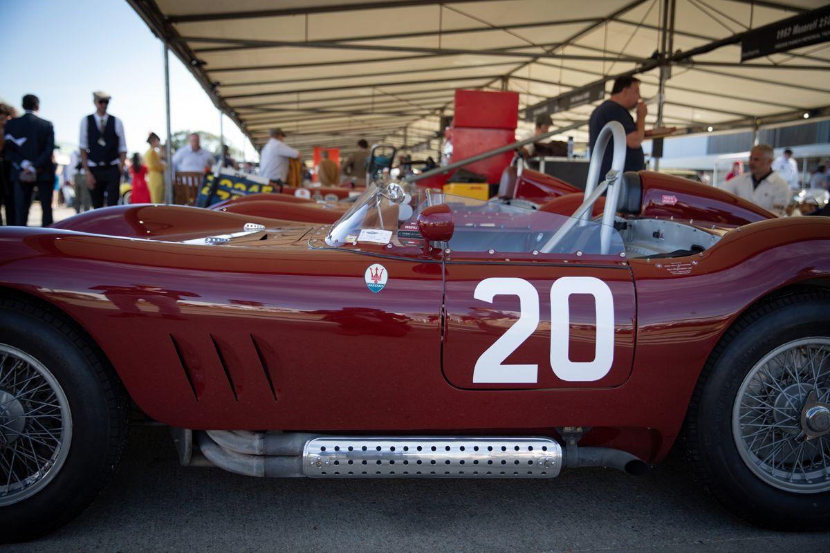Maserati at Goodwood Revival - Paddocks_5