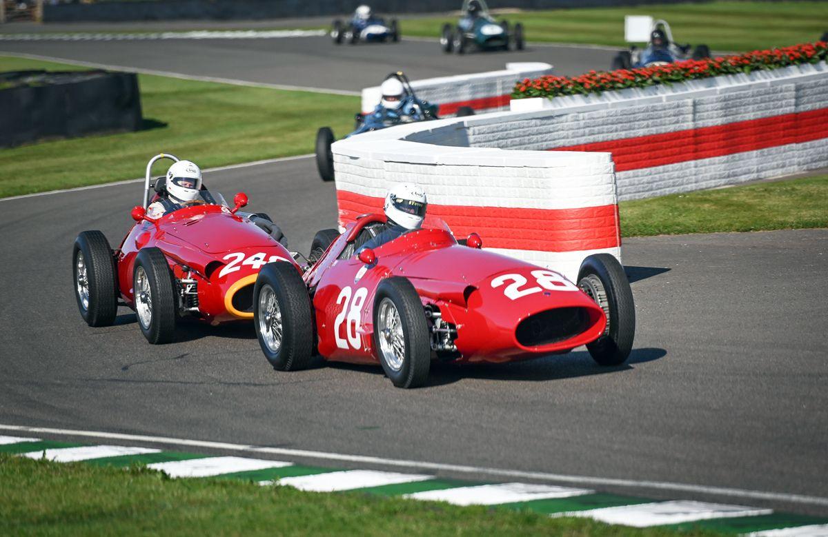 Maserati at Goodwood Revival - Track_2