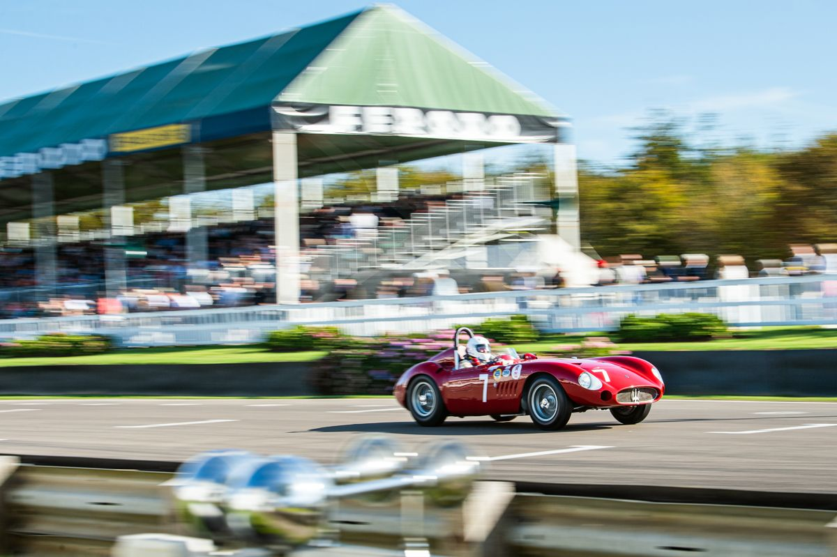 Maserati at Goodwood Revival - Track_3