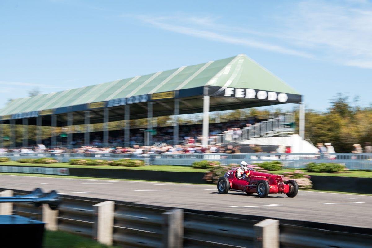 Maserati at Goodwood Revival - Track_4