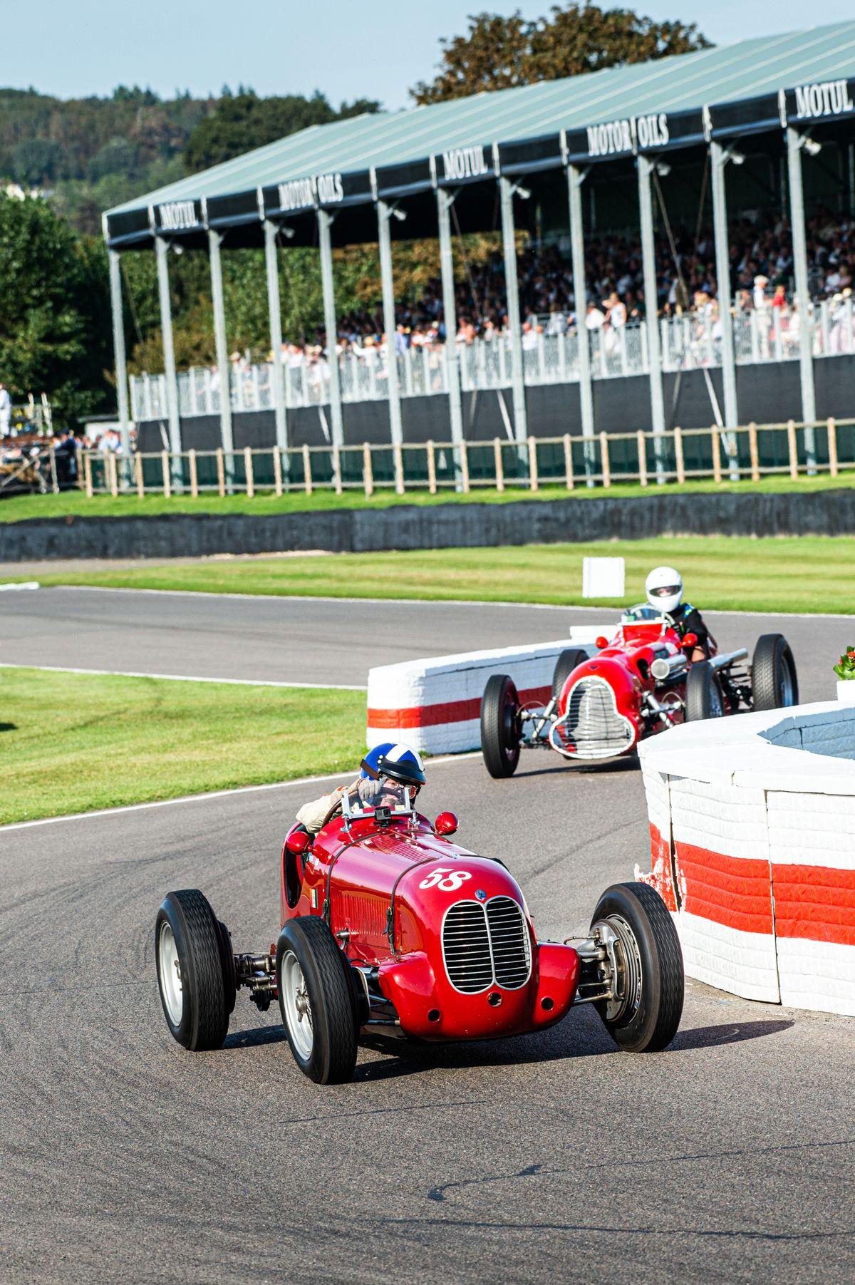 Maserati at Goodwood Revival - Track_6