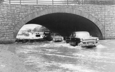 ¡No se inunda más! Chevrolet vs Ford en la General Paz
