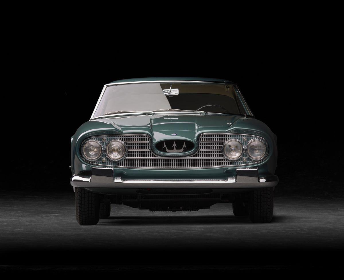 00_Maserati 5000 GT - 1959 c Michael Furman
