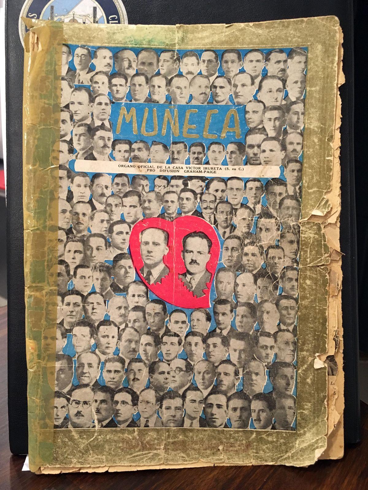 01Muñeca _Diciembre 1929 portada