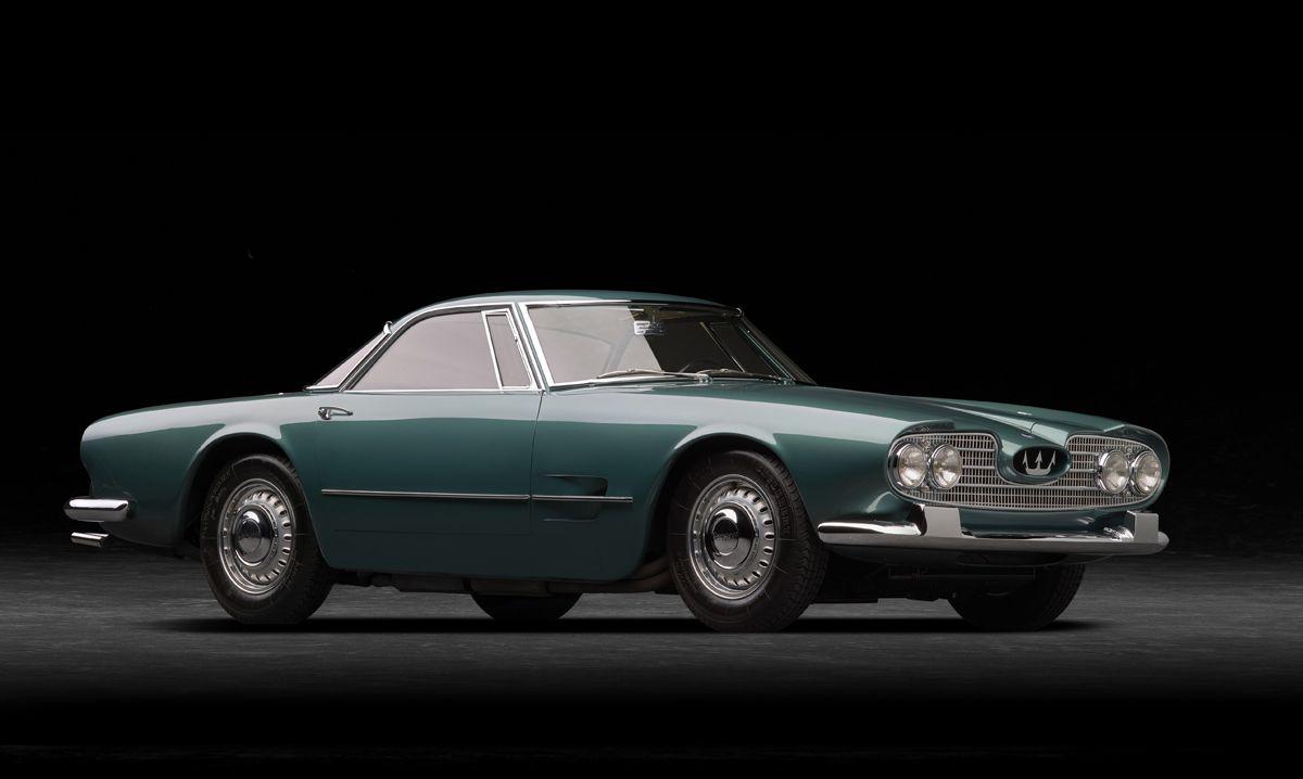 02_Maserati 5000 GT - 1959 c Michael Furman