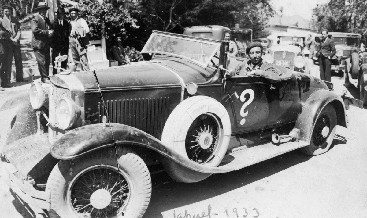Graham Paige Nahuel 1933