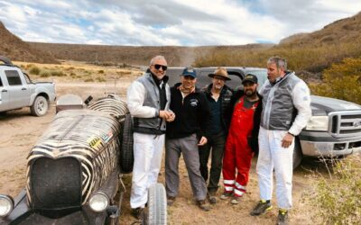 GPAB 2019: por la Patagonia atlántica