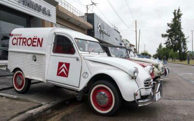Otro festejo de Citroën para cerrar el centenario