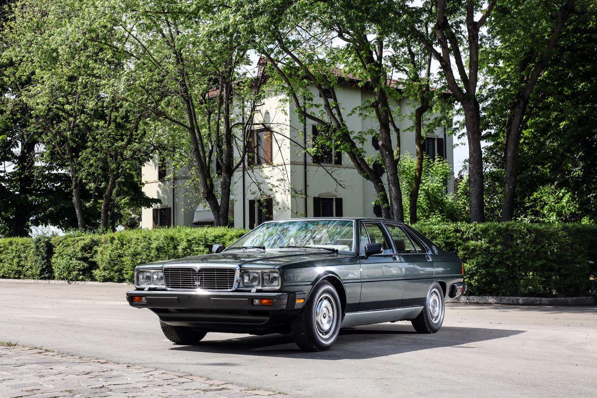 Maserati Quattroporte 3rd generation Royale -1986_02