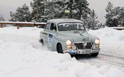 Rallye Montecarlo Historique 2020: el Seat 1400, de regreso