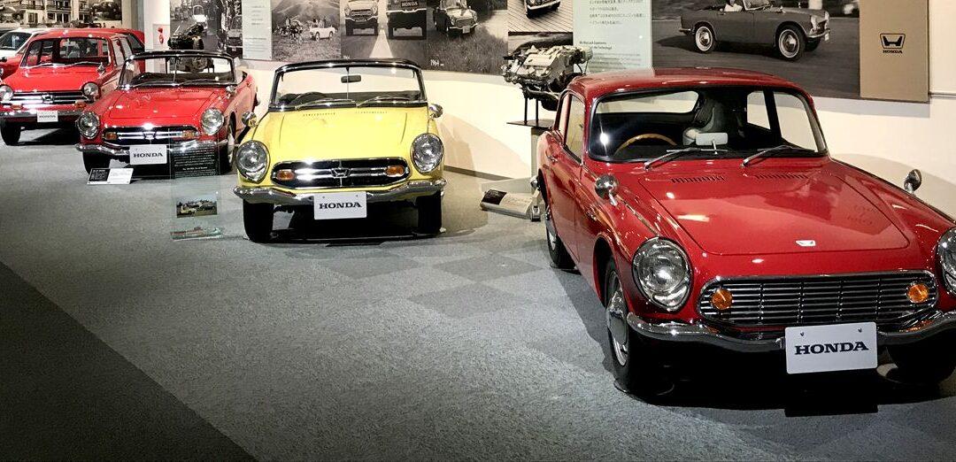 Museo Honda, la historia en cuatro ruedas