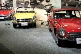 CA - 26/12/2019 - Museu da Honda em Motegi, no Jap‹o - Fotos: Jason Vogel