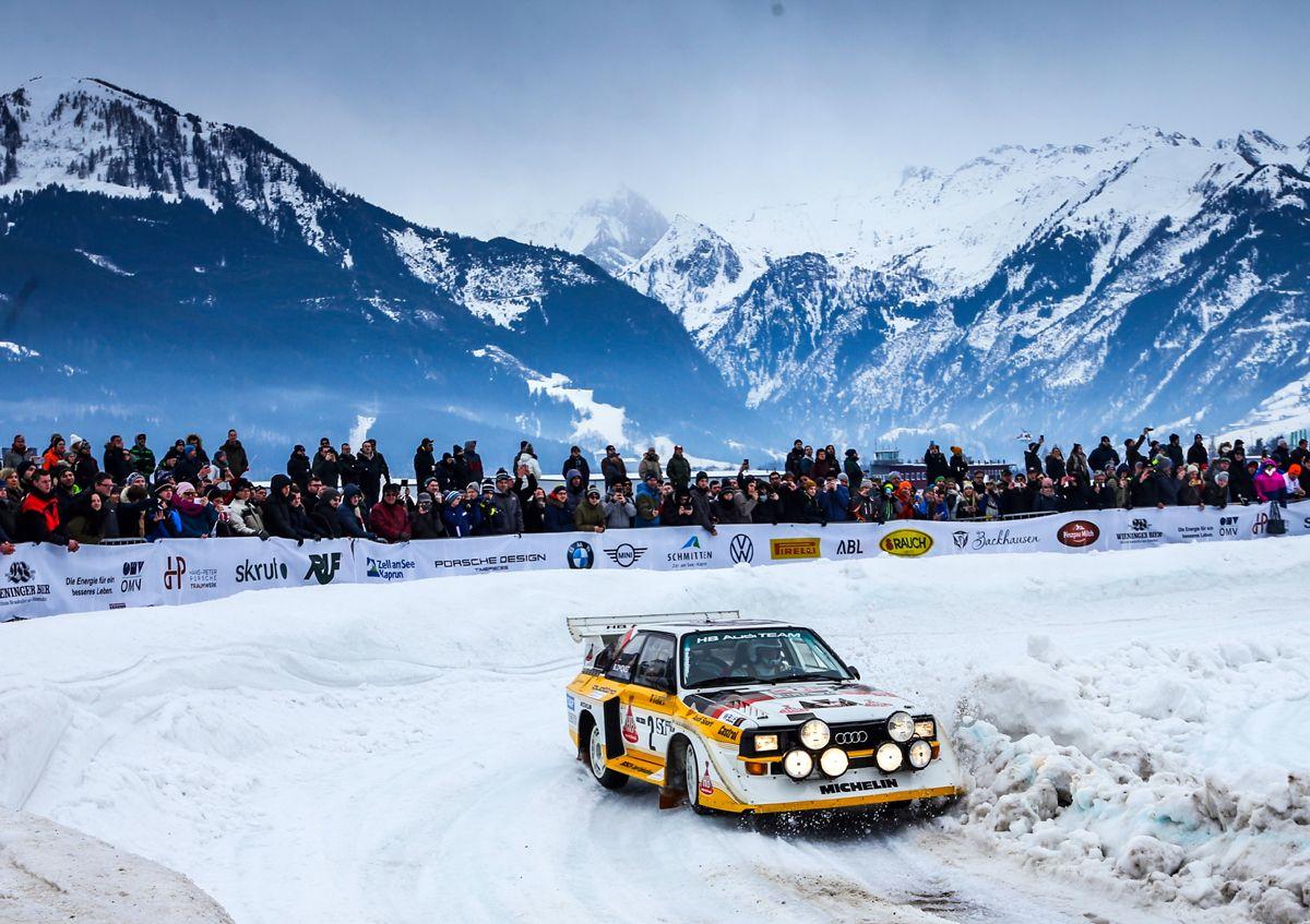 Audi Sport quattro S1 E2, Stig Blomqvist