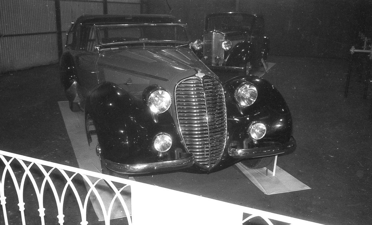 Delahaye 135M Figoni y Bentley 4 1-4