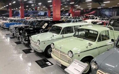 Nissan Heritage: orientales como nunca imaginaste