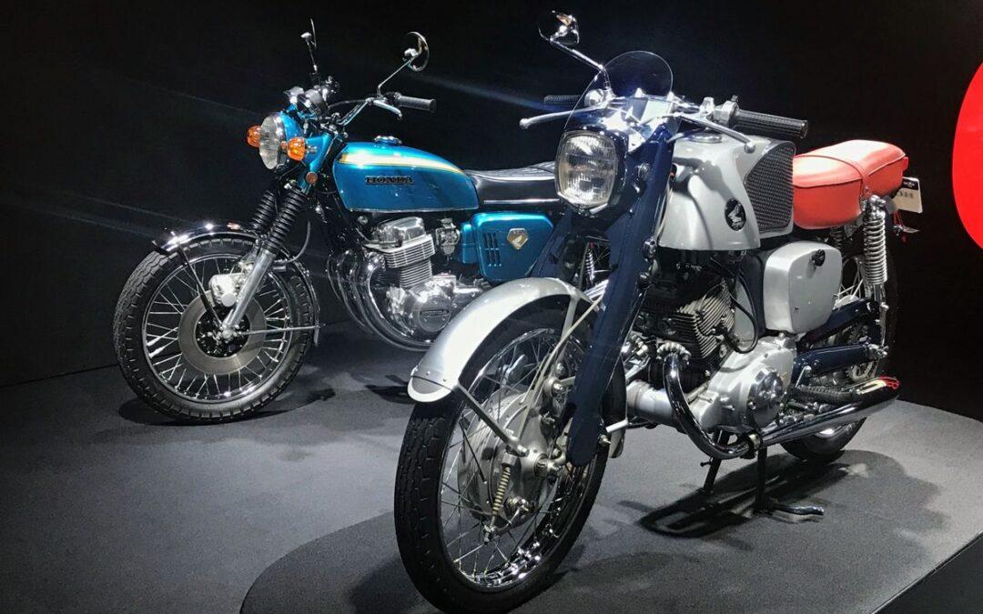Museo Honda, 400 millones de motos después