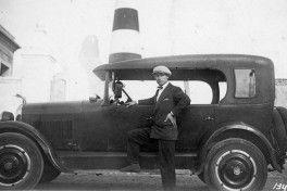 Studebaker Duplex en faro Mar del Plata_Febrero 1929_slider
