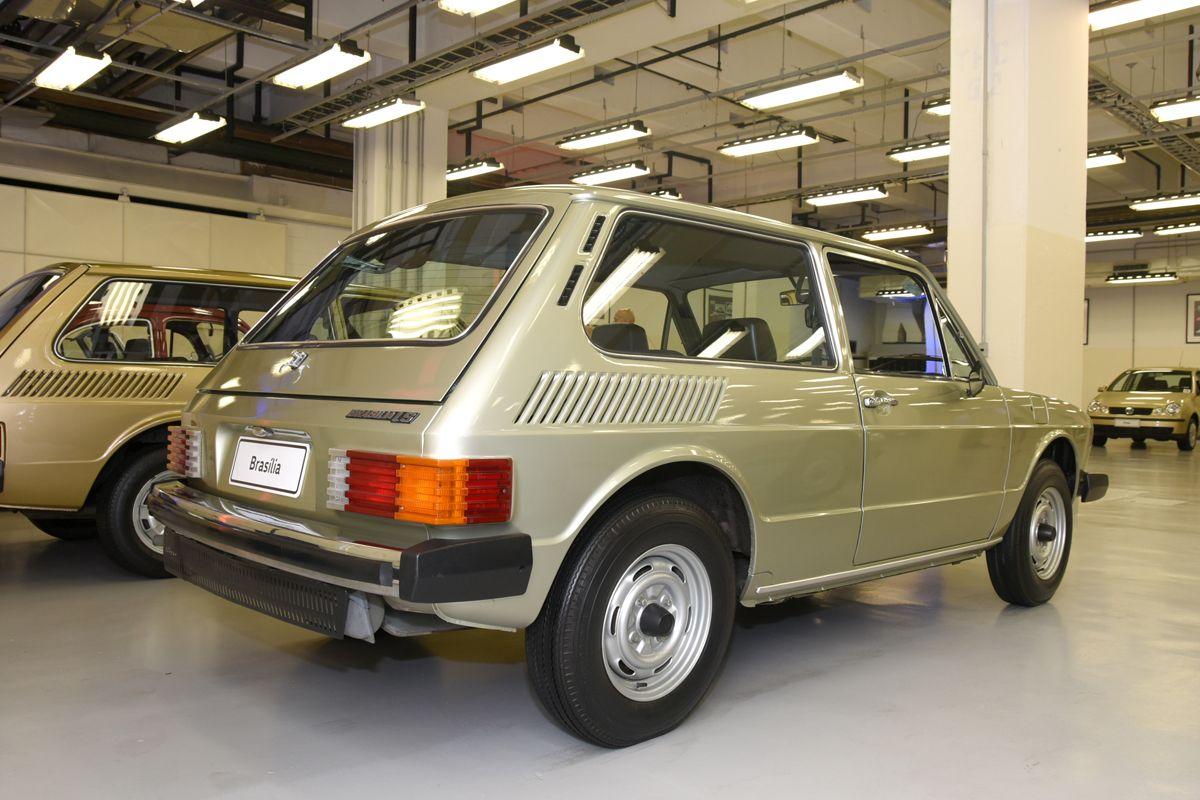 VW Brasilia cola reemplazo