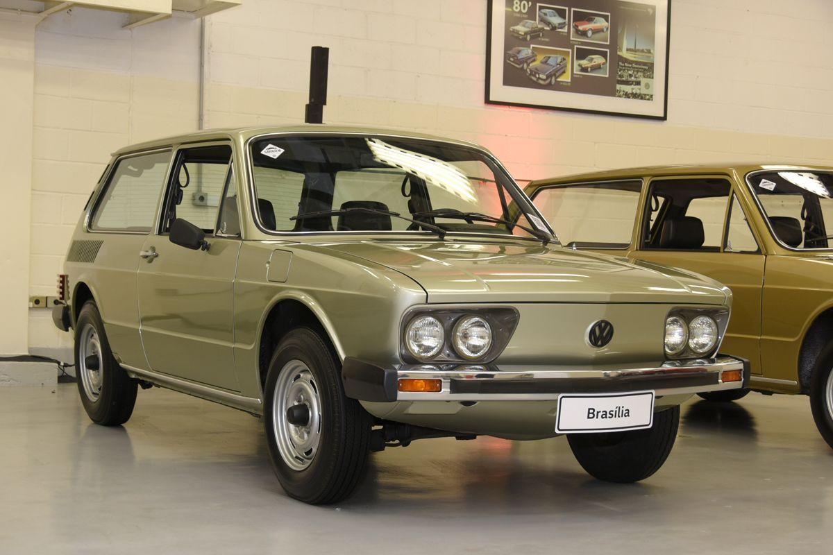 VW Brasilia reemplazo frente