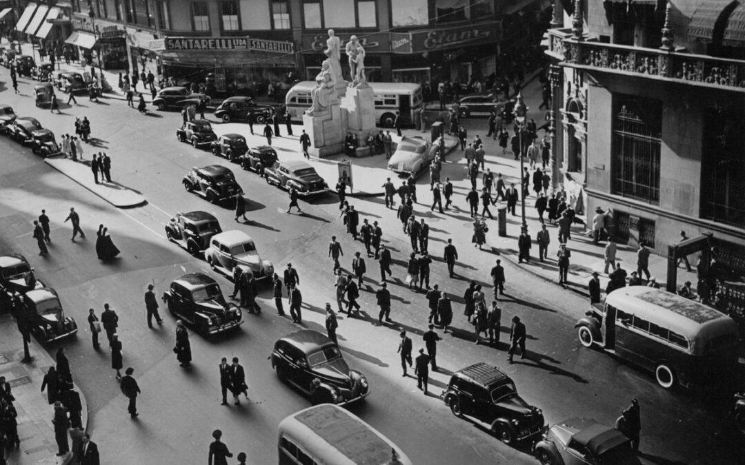 La inseguridad peatonal