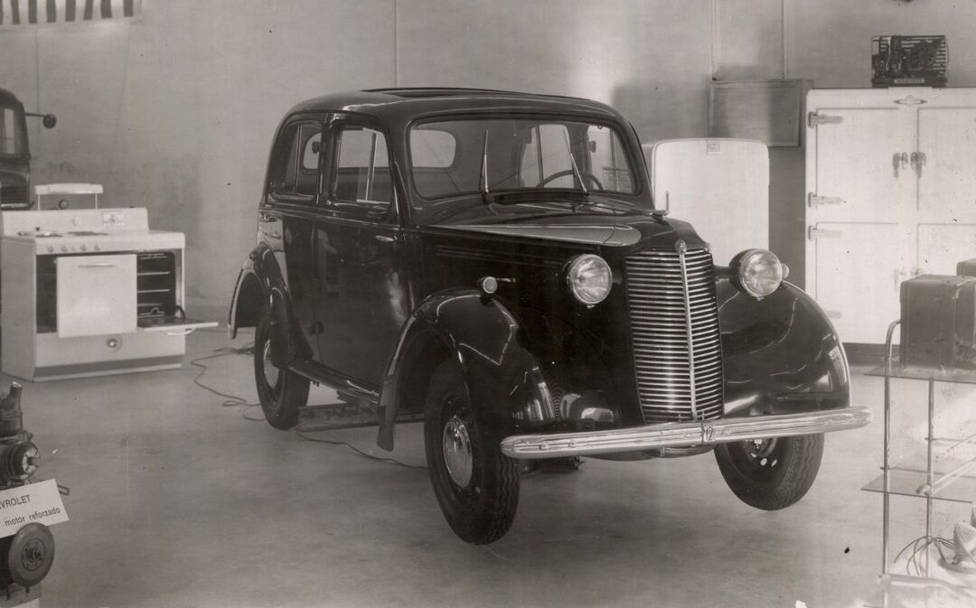 A consumir General Motors