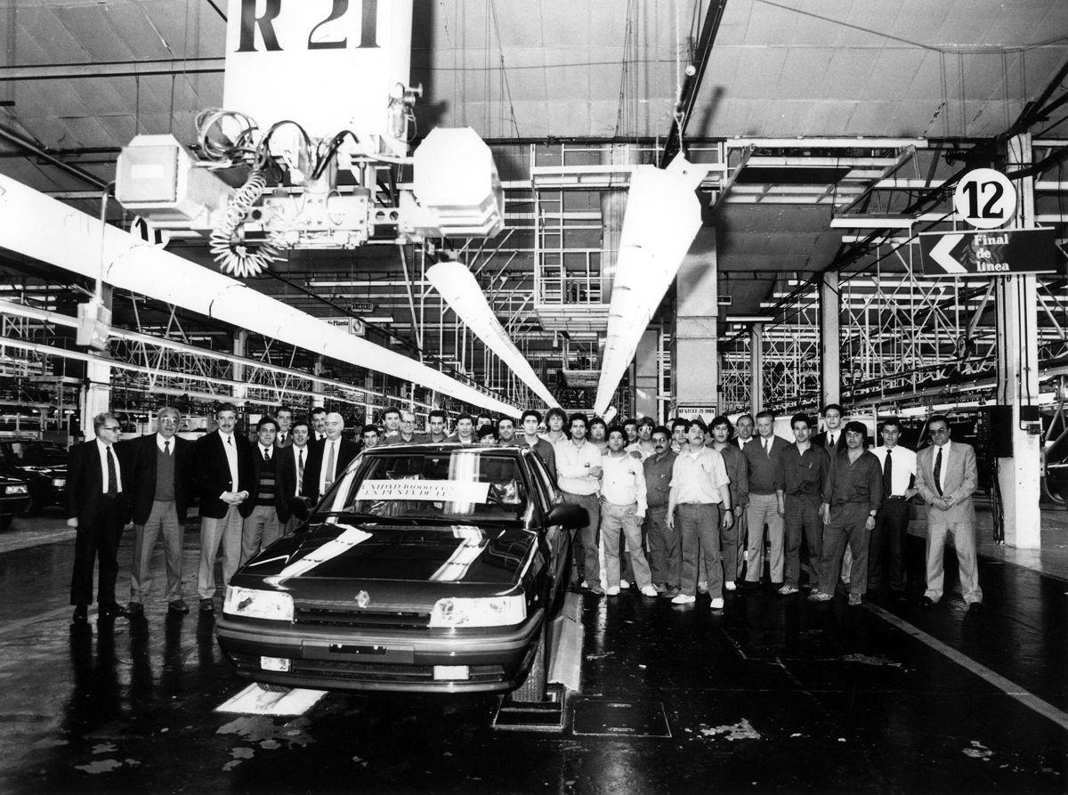 fabrica-santa-isabel---65-anos-de-historia Renault 21