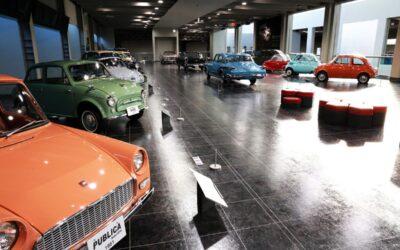 Un paseo virtual por el Museo Toyota
