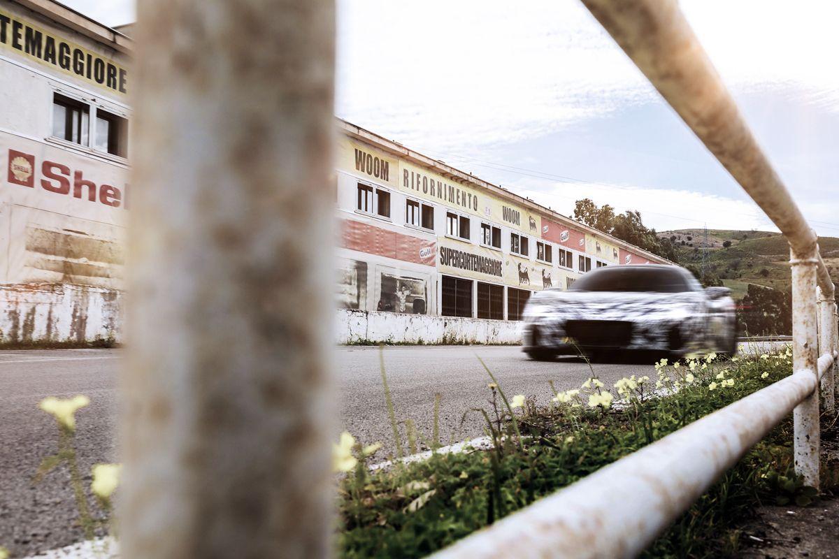 02_Maserati MC20 Prototype, Floriopoli Grandstands, Sicily