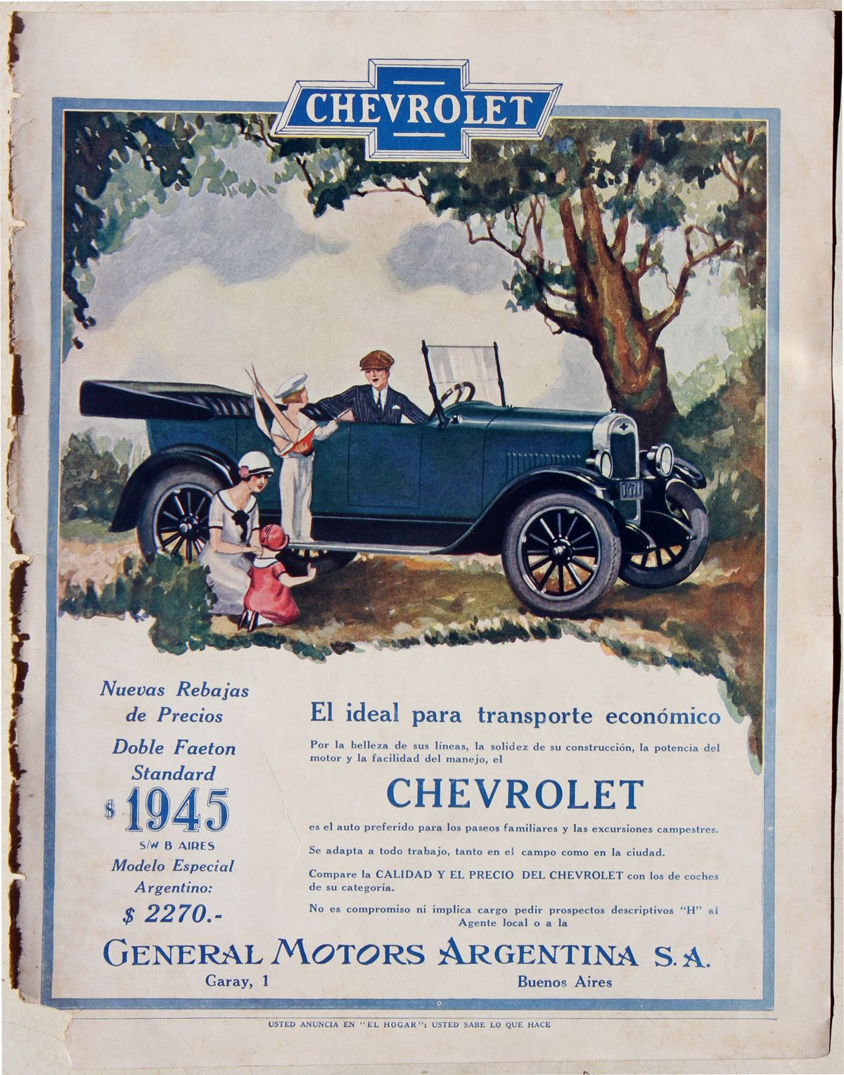 04_Chevrolet 4_El Hogar_Argentina