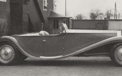 Su majestad, la Bugatti Royale